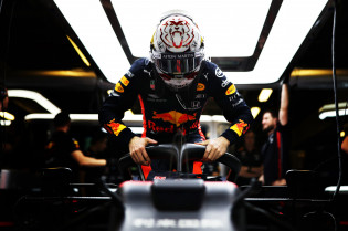 Mansell heeft tip voor Verstappen: 'Situatie bij Red Bull is prachtig, maar ook jammer'