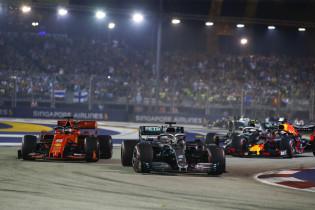 Grand Prix van Singapore in memes | 'Torpedo' en 'Valtteri, it's James' maken rentree