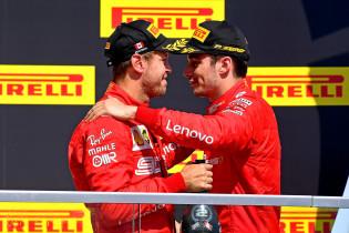 Priestley verwacht geen muitende Vettel: 'Zo ver zal het niet komen'