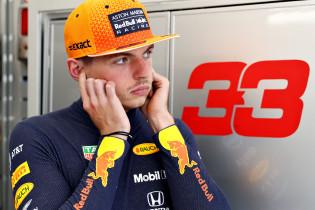 Verstappen niet aanwezig op filmdag Red Bull Racing