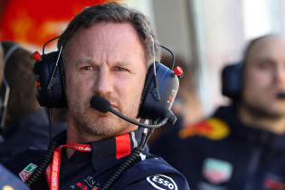 Horner zag ijzersterk optreden Albon: 'Ik denk dat hij sneller was dan Vettel'