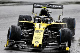 Abiteboul baalt van 2019 'met waanzinnige rijders en betere motor'