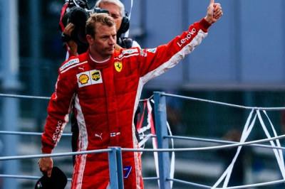 Vasseur lyrisch: 'Raikkonen gaat voor impuls zorgen bij Sauber'