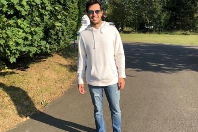 Perez verlengt contract bij Racing Point Force India