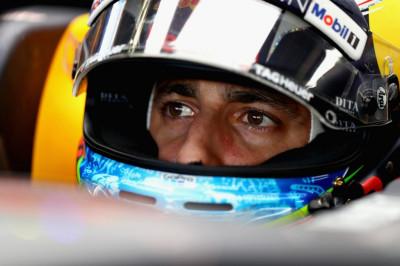 Ricciardo opgetogen: 'Podium is hier realistisch'