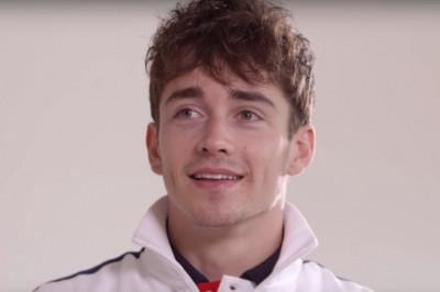 Leclerc: 'Verstappen en ik zaten altijd dicht bij elkaar met karten.'
