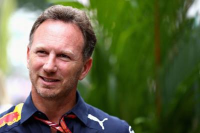 Horner blijft geloven in titelkansen Vettel: 'Hij rijdt uitstekend onder druk'