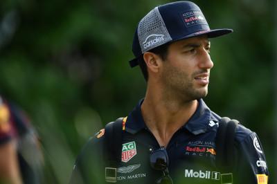 Ricciardo: Lastig als je Horner naar zijn mening om Spec C gaat vragen