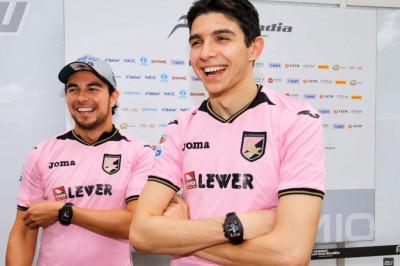 Perez over teamgenoot Ocon: 'Verdient een plek in de Formule 1'