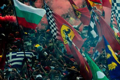 Leclerc ging 129 keer rond op Paul Ricard in een Ferrari