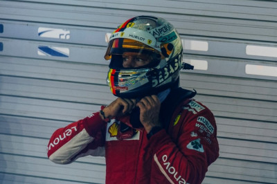 Vettel geeft fout toe: 'Had het beter in Hockenheim kunnen doen'