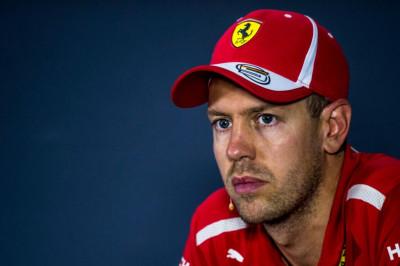 Vettel over Ricciardo: 'Als hij zegt dat hij mij niet zag, dan lijkt dat me duidelijk'