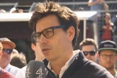 Wolff verwacht Mercedes-show: 'Willen eindigen op een hoogtepunt'