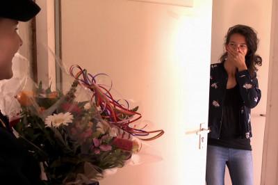 Nieuwe marinevlogger Annelotte Zwart houdt niet van tomatensoep en spinnen