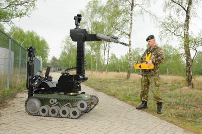 EOD-militairen het meest ingezet bij nationale operaties