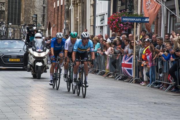 Deelnemers WK wielrennen 2019   België en Frankrijk compleet, Duitsland sterk