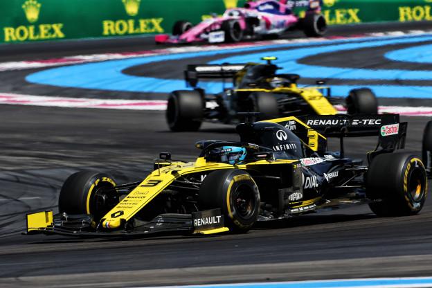 Ricciardo: 'Hülkenberg heeft veel weg van Max, hoop dat hij een stoeltje vindt'