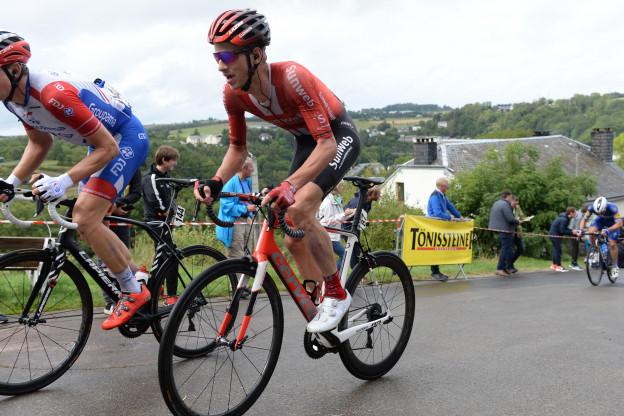 Tusveld ambitieus na goede Vuelta: 'Volgend jaar graag twee grote rondes rijden'