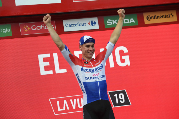 Jakobsen wint massasprint in Madrid, Roglic definitief winnaar Vuelta 2019