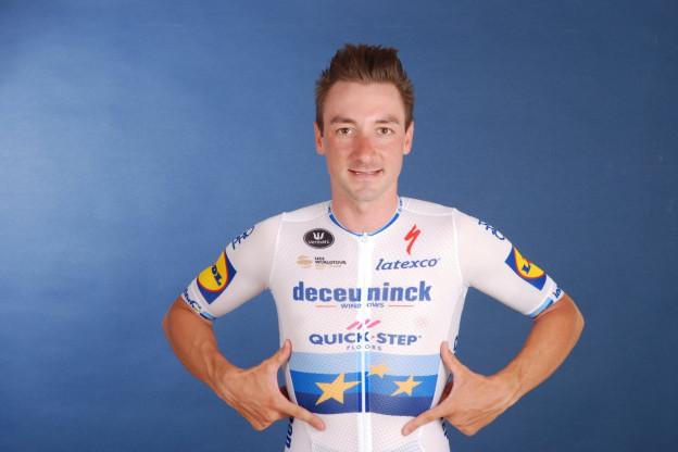 Viviani helpt met etappewinst Lampaert aan eindzege Ronde van Slowakije