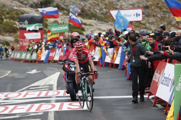 Eindzege Roglic in Vuelta is product van 'jarenlang traject', hele team belangrijk