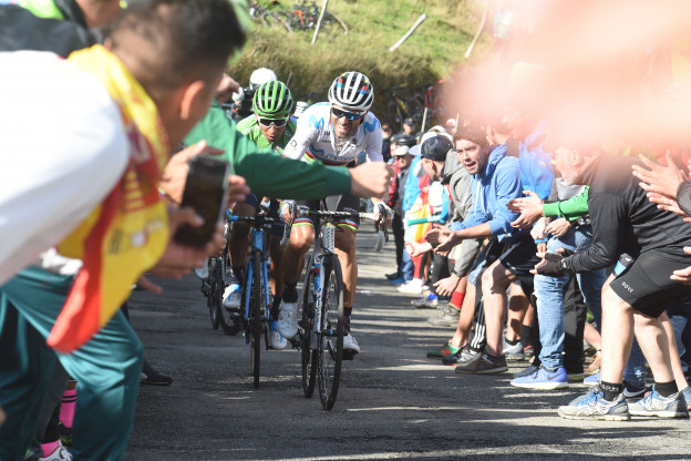 Valverde en Quintana treuren: 'Hebben gezien hoe krachtsverhoudingen liggen'