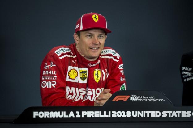 Raikkonen kraakt beleid Formule 1: 'Simulator veel duurder dan baantests'