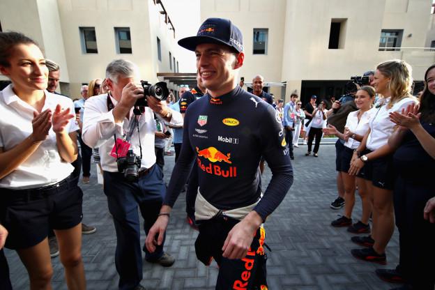 Verstappen was in 2018 veruit de beste starter van de topteams