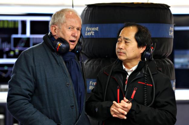 Marko: 'Bij het horen van zijn naam lopen bij Honda-werknemers de rillingen over de rug'