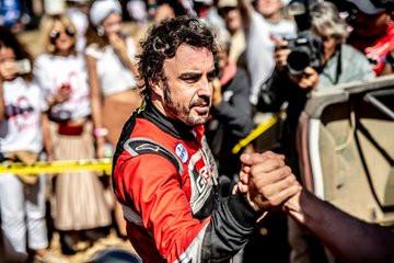 Alonso sluit terugkeer in F1 zeker niet uit: 'Ik houd alle opties voor 2021 open'
