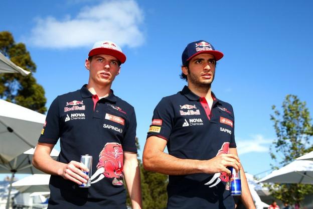 Marko oordeelt: 'Carlos is snel, maar hij is geen Verstappen'
