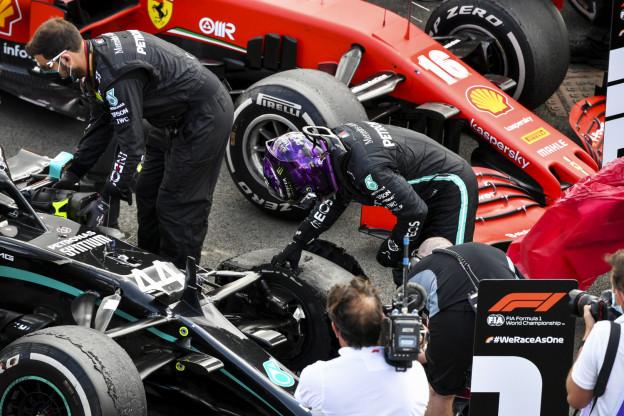 Mercedes legt beslissing uit: 'Weet zeker dat Red Bull dat had gedaan'