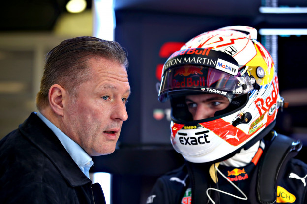 Jos Verstappen: 'Denken nog niet aan Le Mans, Formule 1 belangrijkste voor Max'