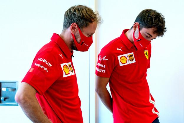 Ferrari-coureurs positief over update: 'Maar topsnelheid blijft een probleem'
