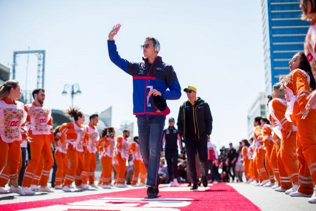 Kvyat blij met zoveelste turnaround: 'Moest zaken op een rijtje zetten'