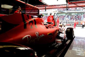 'Ferrari-cockpit gaat er anders uit zien dan de afgelopen jaren'