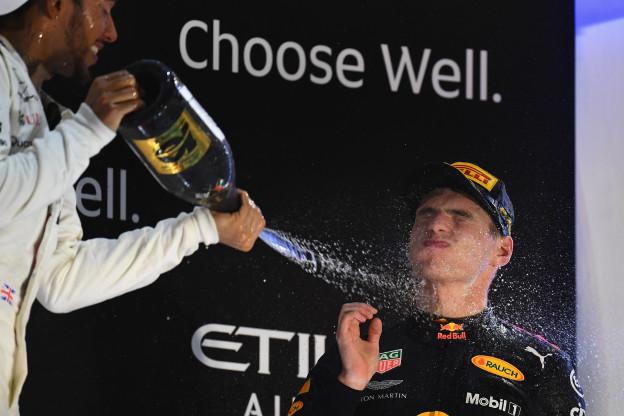 Verstappen: Zelfs met winnende auto kan je fouten maken