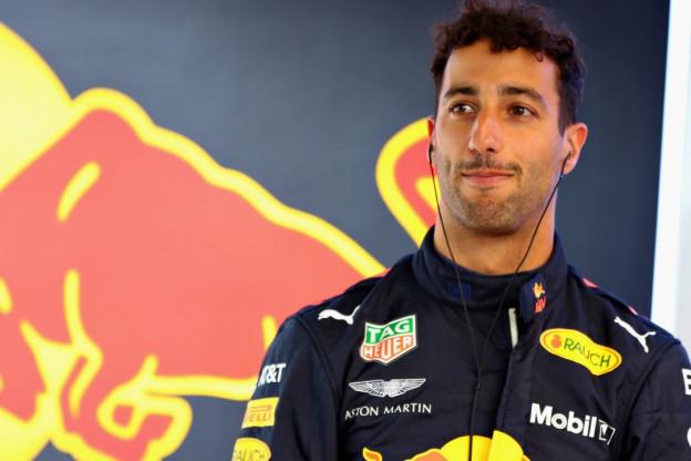 Ricciardo: 'Ik zou zeggen, in 2021 ben ik wereldkampioen'