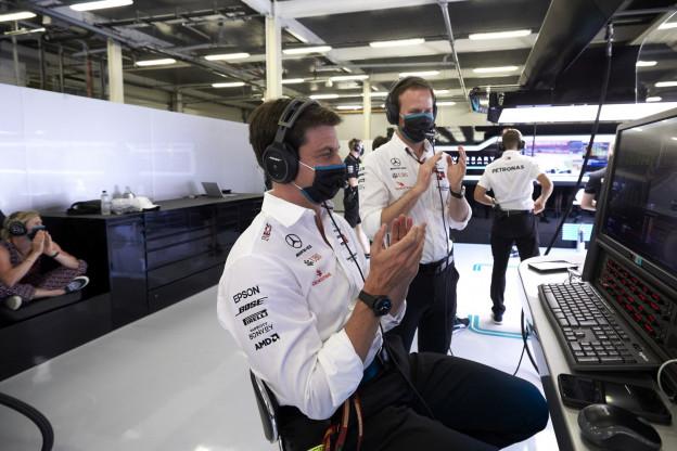 Wolff bevestigt bemiddelingsrol in Racing Point-zaak