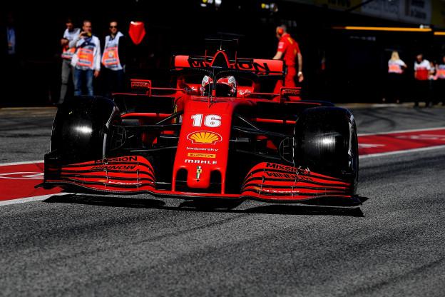 Ferrari ziet Mercedes als favoriet en kijkt naar dreiging van Racing Point