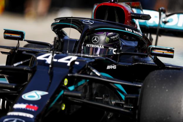 F1 in het kort | Mercedes' Formule E-team neemt afscheid van zwarte livery