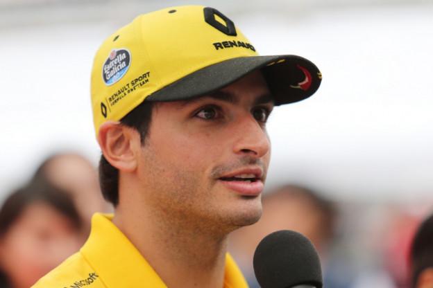 Sainz over situatie McLaren: 'Het kan alleen maar beter gaan'