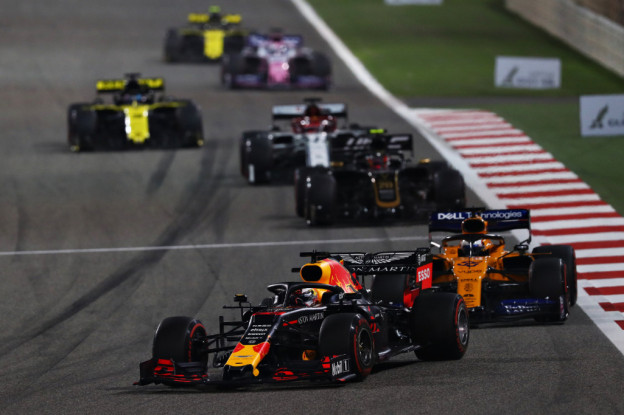 Coronel realistisch: 'Denk dat we allemaal meer hadden verwacht van de Red Bull'
