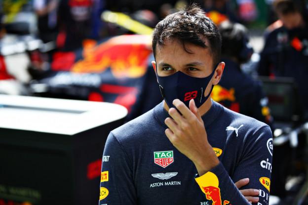 Fittipaldi: 'Dit podium was heel belangrijk voor Albon'
