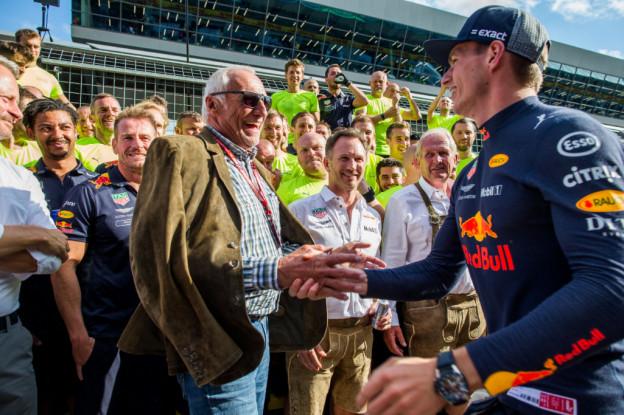 Red Bull-baas verheugd: 'We gaan deze uitdaging graag aan'