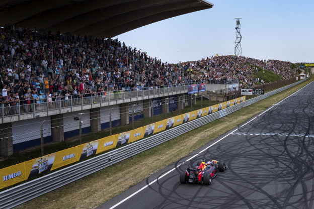 Formule 1 bevestigt terugkeer Nederlandse Grand Prix vanaf 2020
