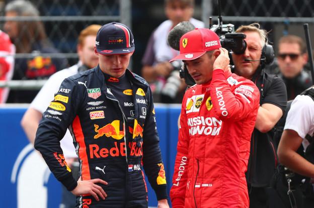'Russell, Norris en Leclerc vielen niet op dezelfde manier binnen in F1 als Verstappen'