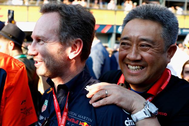 Doornbos kijkt vooruit naar updates Red Bull Honda: 'Hebben de smaak te pakken'