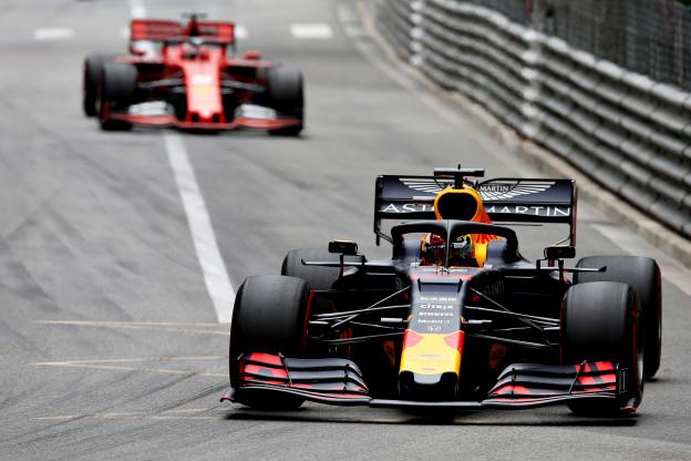 Verstappen neemt Red Bull niets kwalijk na straf: 'Er is niet fout gehandeld'
