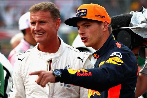 Coulthard: 'Of het je vriendin of je auto is, je moet je handen vuil maken'